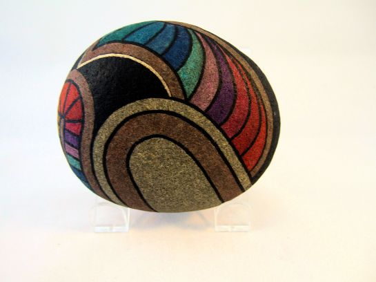 Ishi Contemporary Rainbow Rock