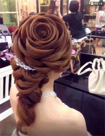 z rose hair style