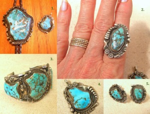 michelles Turquoise jewelry blog