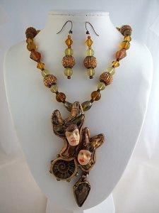 deer necklace 2
