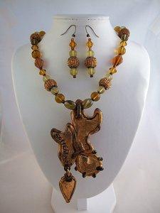 deer necklace 4