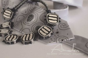 fabric jewelry 3